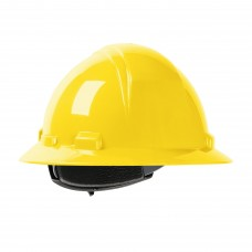 PIP 280-HP641R Kilimanjaro Yellow Hard Hat - Full Brim - 4 Pt. Ratchet