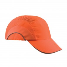 "JSP 282-ABR170-OR HardCap - Hi-Vis Orange - Std 2.75"" Brim"