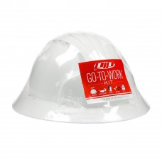 PIP 289-GTW-6141 Go-To-Work Kit with Full Brim Hard Hat - Large / XL