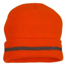 Pyramex RH120 Hi Vis Orange Safety Beanie