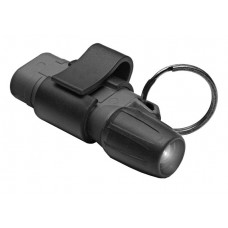 UK2AAA eLED Mini Pocket Light, Black