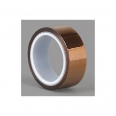 "3M 1205 Polyimide Film Tape, Acrylic Adhesive, 3.00 mil Thick, 4"" X 36 yd."