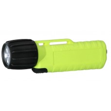 Underwater Kinetics 510005 Flashlight - 3AA eLED CPO - Front Switch - DIV 1 - Safety Yellow