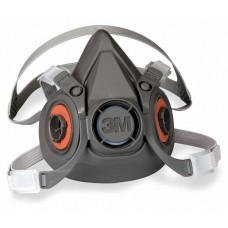 3M 6000 Series TPE Half Mask Respirator - Medium