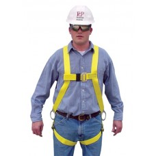 French Creek 631B Full Body Harness, With Hip D-Rings, Universal M-XL