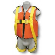 French Creek 631LJ Fall Harness with Built In Life Jacket