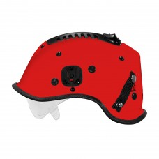 Pacific R6 Dominator, Red, Vented System, Eye Protector, Fiberglass; 805-3479