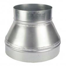 """CH Hanson 83127 - 12"""" x 8"""" Steel Concentric Reducer"""