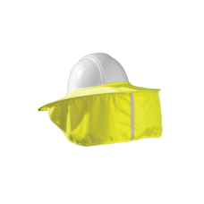 OccuNomix 899-HVY Stow Away Hard Hat Shade, Hi Vis Lime / Yellow