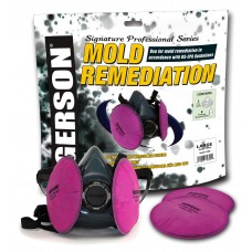 Gerson 9258 Mold Remediation Respirator Kit - (LIMIT OF 2 PER CUSTOMER)