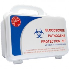 Genuine First Aid Bloodborne Pathogens Protection Kit