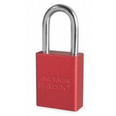 American Lock A1106 - Red