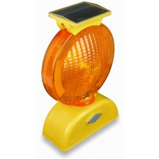 Dicke AC4DSL-NL Solar / D-Cell Barricade Light