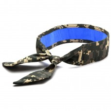 Pyramex Cooling Bandana, Digital Camo (CLOSEOUT - LIMITED STOCK AVAILABLE)