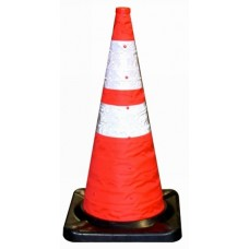 """Dicke CC1 Reflective Collapsible Cone - 28"""""""