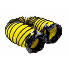 """CH Hanson 83111 8"""" x 15' Duct w/ Quick Connect - PII-0815-C"""