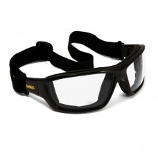 DEWALT DPG83-11D Converter™ Safety Glass/Goggle Hybrid Clear Anti-Fog Lens
