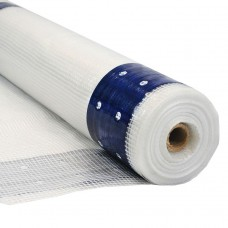 "Eagle Scaf-Lite FR String Reinforced Scafold Sheeting - 12 Mil - 8'6"" x 100' Roll"