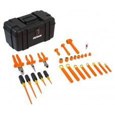 OEL ETK Insulated Electrician's Tool Kit Extra - 27 Pcs