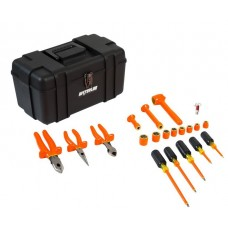OEL ETK Insulated Electrician's Tool Kit - 20 Pcs