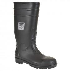 "Portwest FW95 Total Safety PVC Boot 15"" - Steel Toe"