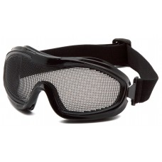 Pyramex G9WMG Low Profile Wire Mesh Safety Goggle
