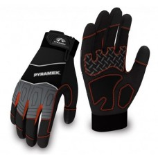 Pyramex GL102 Medium Duty Touch Screen Work Gloves - Pair