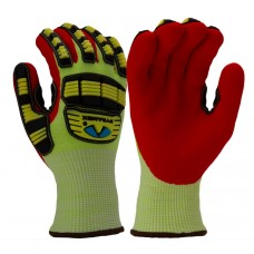 Pyramex GL612C Insulated Dipped ANSI A5 Cut Resistant Work Glove - Pair