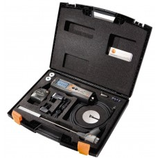 Testo 400563 3342 Boiler and Burner Combustion Analyzer Kit w/ Bluetooth Upgrade