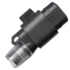 2AAA Xenon Mini Pocket Light - Black - (CL I, Div 2)