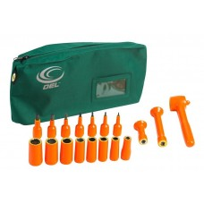 OEL ISHBS Insulated Socket & Hex Bit Set - 20 Pcs