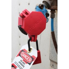 STOPOUT Trailer-Lock Glad Hand Lockout