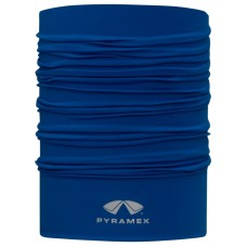 Pyramex Multi-Purpose Cooling Band - Face Guard - Rated UPF 50 - Blue