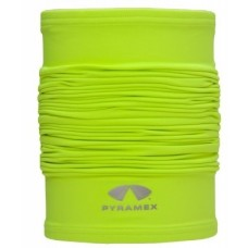 Pyramex MPBDL10 Hi-vis Lime Double-Layer Multi-Purpose Band