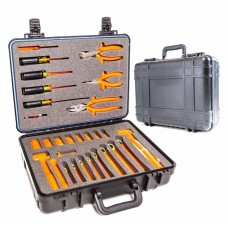 OEL MTK Deluxe Insulated Maintenance Tool Kit - 30 Pcs