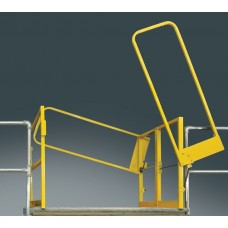 Fabenco CH15-64PC MZ Series – Clear Height Mezzanine Safety Gate