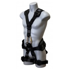 FrenchCreek 22030B-BLK Navigator Full Body Harness
