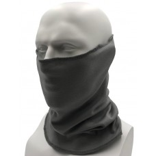 Saf-Tech 6 Oz FR Face Guard - Neck Gaiter - Gray - LIMIT 25 PER CUSTOMER / ADDRESS