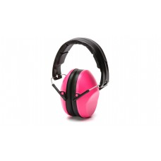 Pyramex Pink Low Profile Ear Muff NRR 22db