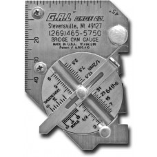 Pocket Bridge Cam Gauge