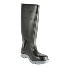 "Heartland 70651 Poultry Tuff Industrial PVC Boot 15"" - Steel Toe"