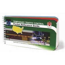 Dicke PRG4A Temporary Traffic Control Pocket Guide