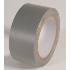 "Incom PST216 Safety Gray Aisle Tape - 2"" x 108'"