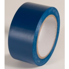 "Incom PST221 Safety Blue Aisle Tape - 2"" x 108'"