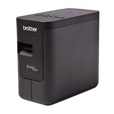 Brother PT-P750WVP Industrial Desktop Label Printer with Wi-Fi and NFC