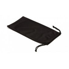 Pyramex Large Cloth Drawstring Glasses Bag, Black