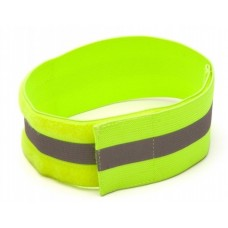 Pyramex RAB10 Hi Vis Yellow Reflective Arm Band