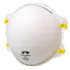 Pyramex RM10 N95 Cone Respirator without Valve 20/Box  - (LIMIT OF 2 PER CUSTOMER)