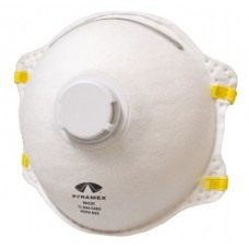 Pyramex RM10V N95 Cone Respirator with Valve 10/Box - (LIMIT OF 2 PER CUSTOMER)