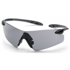 Pyramex Rotator SB7820S Safety Glasses - Gray Lens - Black Temples - (CLOSEOUT)